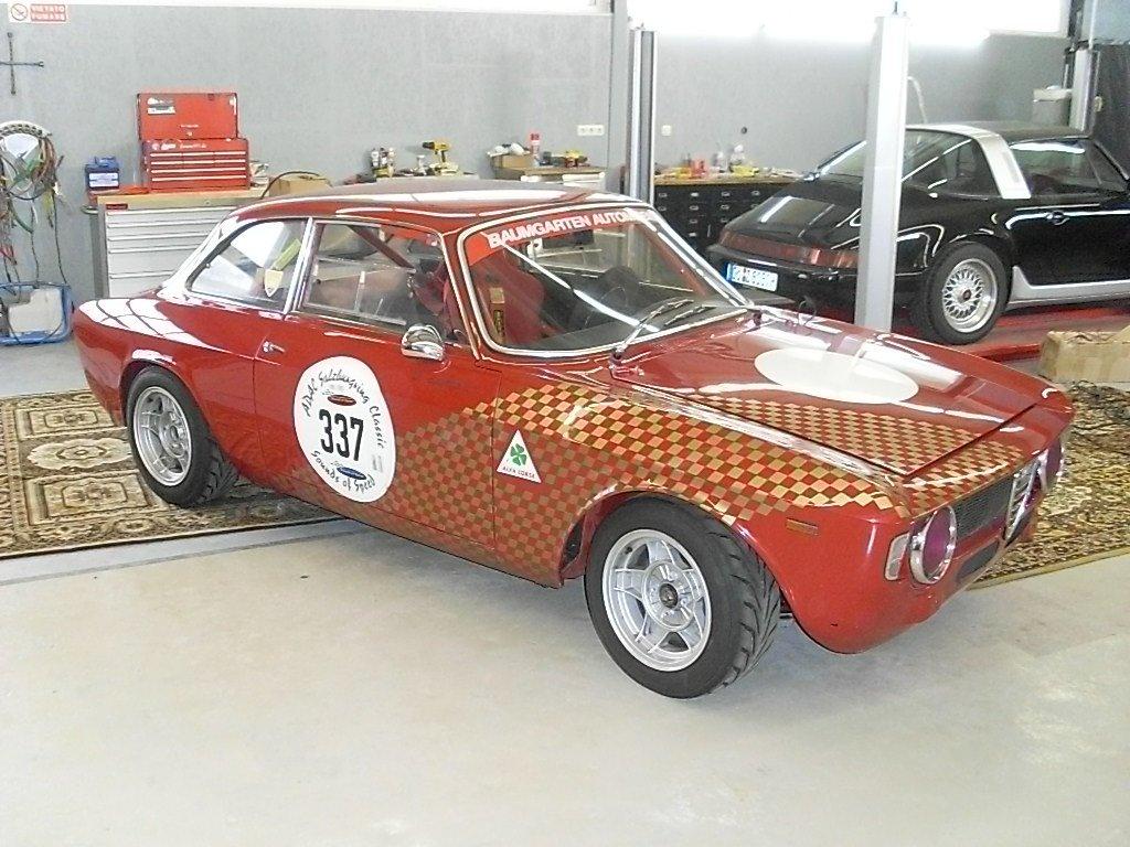 Alfa Romeo Giulia GTA 1300 Junior (1971)