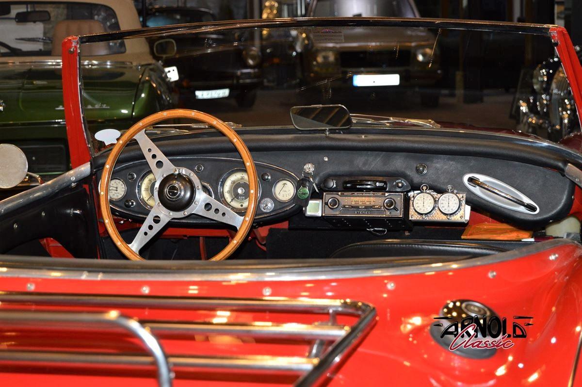 Austin-Healey 3000 MK1 - Oldtimer Arnold Classic Lauenau