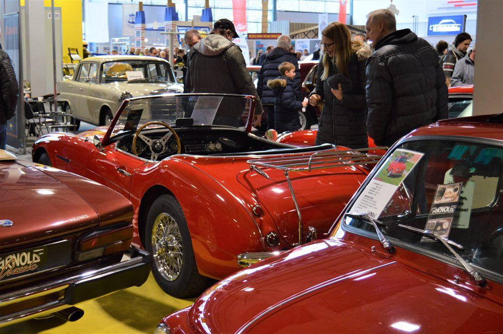 Bremen Messe 2018 | Arnold Classic Oldtimer Lauenau