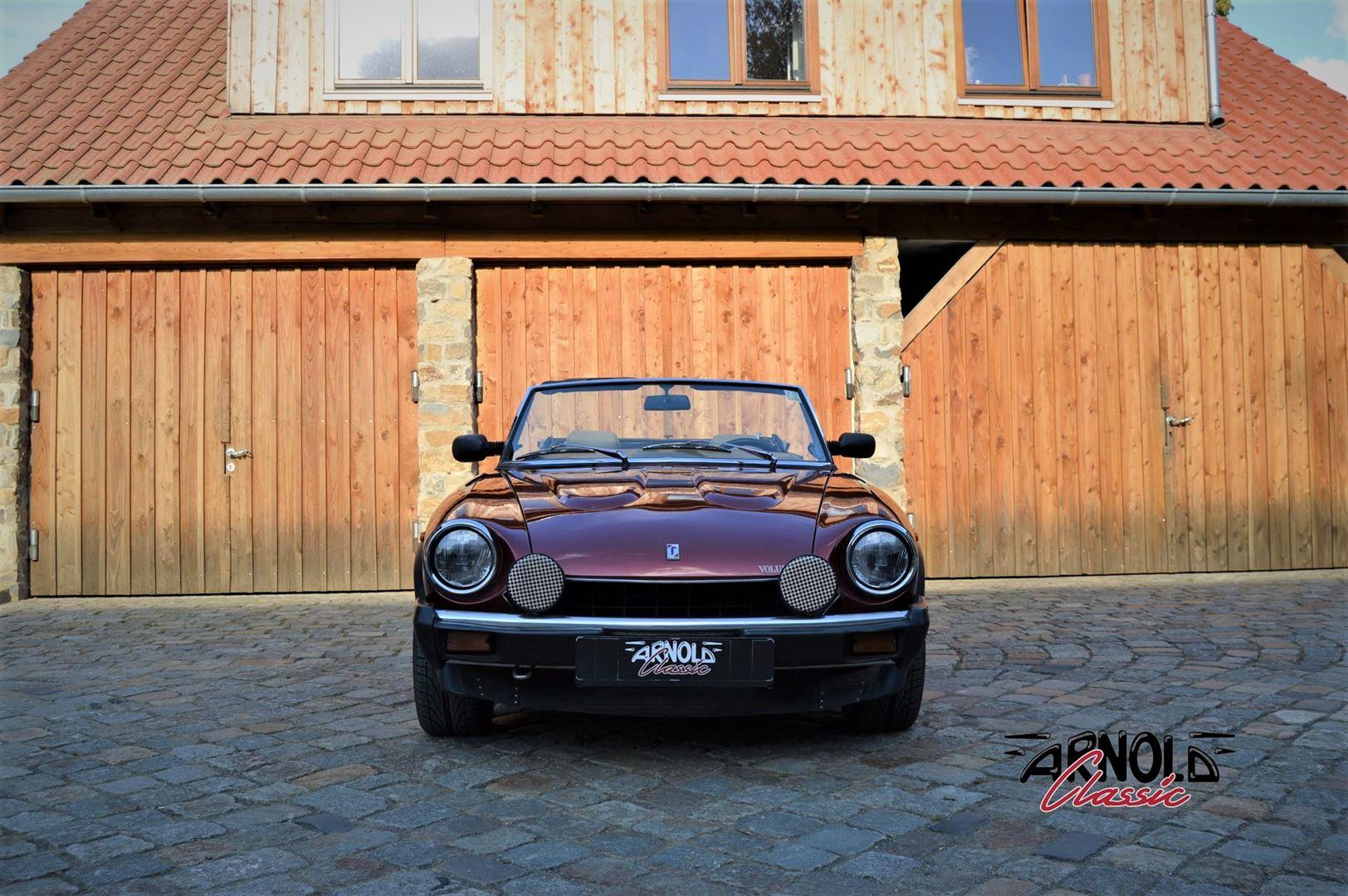 Pininfarina Volumex VX Fiat 124 DS kaufen | Arnold Classic ...