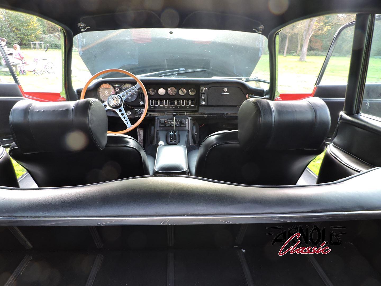 Jaguar E Type Serie 2 2+2 rot - Arnold Classic Oldtimer Lauenau