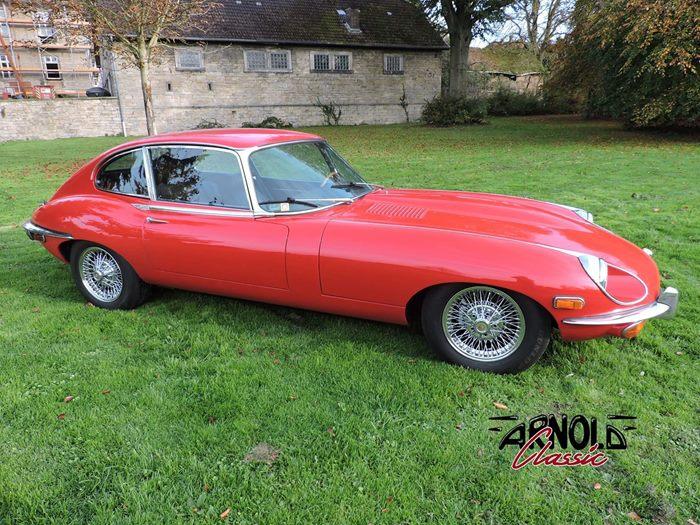 Jaguar E Type Serie 2 2+2 - Arnold Classic Lauenau
