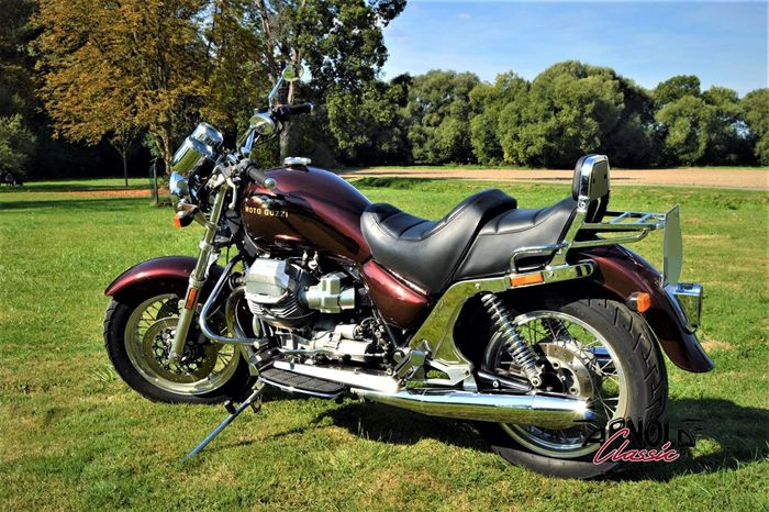 Moto Guzzi - Arnold Classic Oldtimer Lauenau