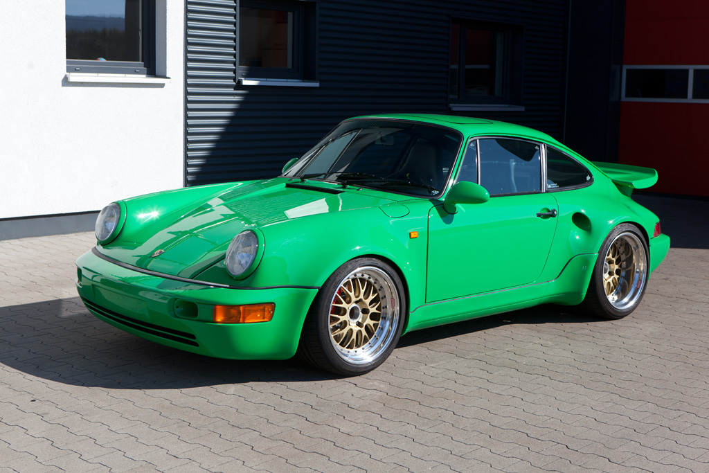 Porsche 964 Turbo - Arnold Classic Oldtimer Lauenau
