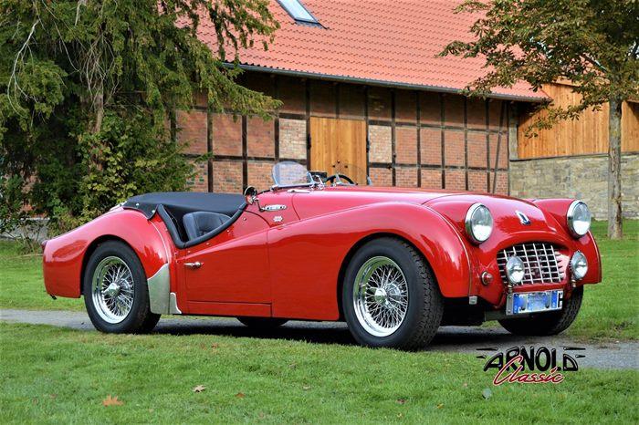 Triumph TR3 Oldtimer - Arnold Classic Lauenau