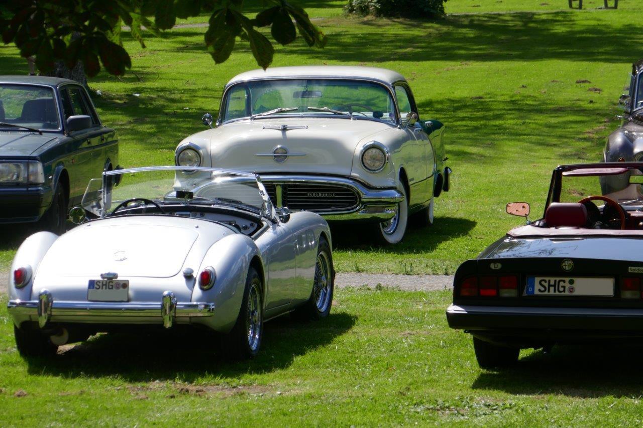 Saisoneröffnung 2017 Arnold Classic Oldtimer Lauenau