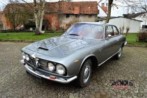 Alfa Romeo 2600 Sprint Coupe Oldtimer | Arnold Classic Lauenau