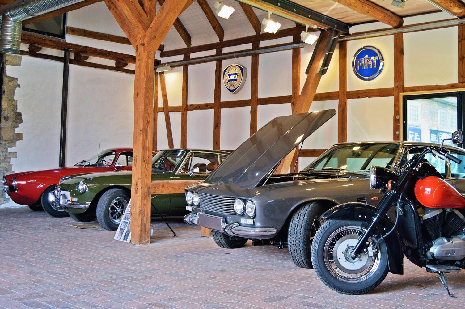 Arnold Classic Oldtimer Showroom in Lauenau