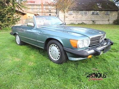 Mercedes W107 560SL - Arnold Classic Oldtimer Lauenau