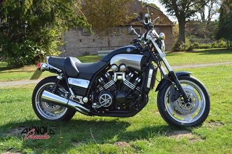 Yamaha Vmax - Arnold Classic Oldtimer Lauenau