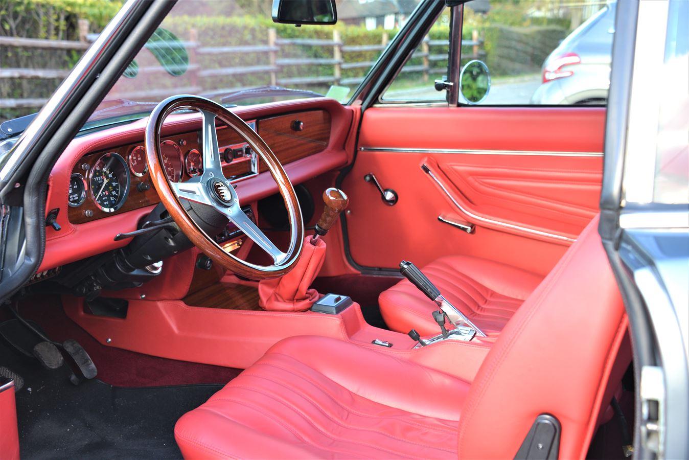 fiat 124 spider cs0 1981 arnold classic oldtimer restauration sattlerei. Black Bedroom Furniture Sets. Home Design Ideas