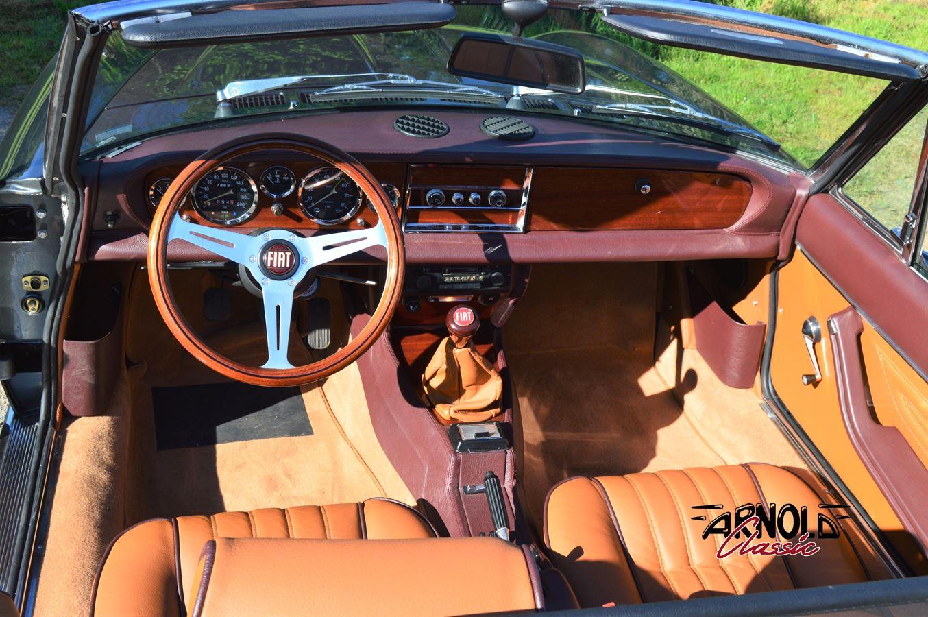 Fiat 124 Spider Produktion Eingestellt