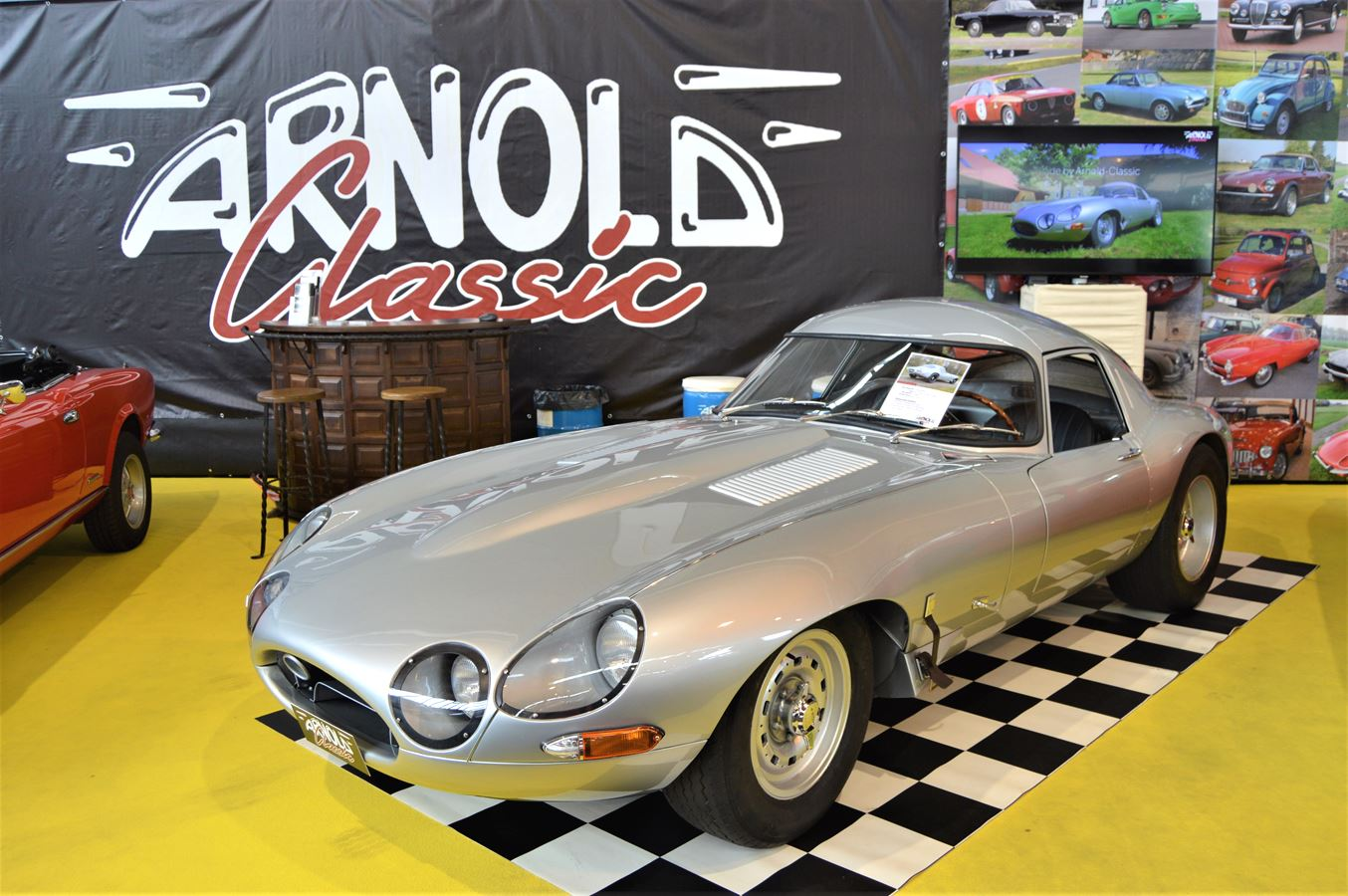 MOTORWORLD Classics Bodensee 2018 Arnold Classic Oldtimer Lauenau