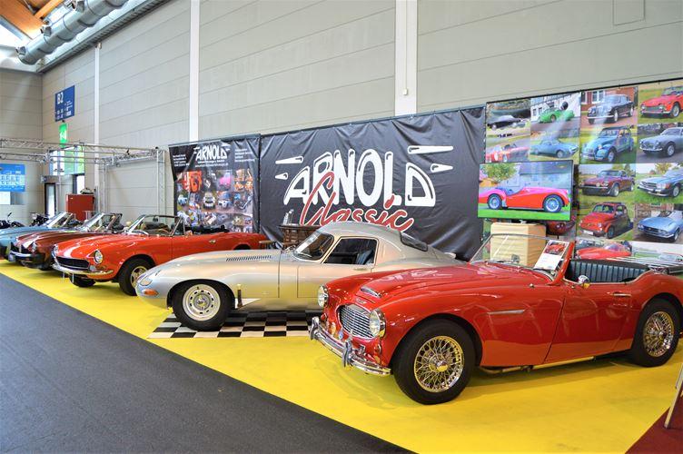 MOTORWORLD Classics Bodensee 2018 Arnold Classic Oldtimer Lauenau