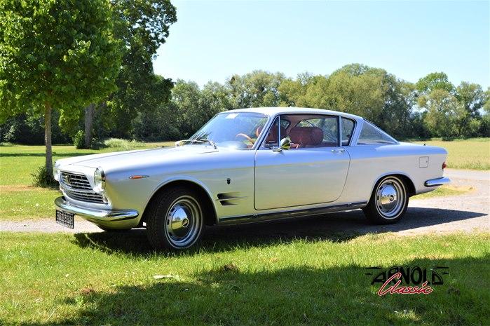 FIAT 2300 S Coupé (1962) - Arnold Classic Oldtimer Lauenau