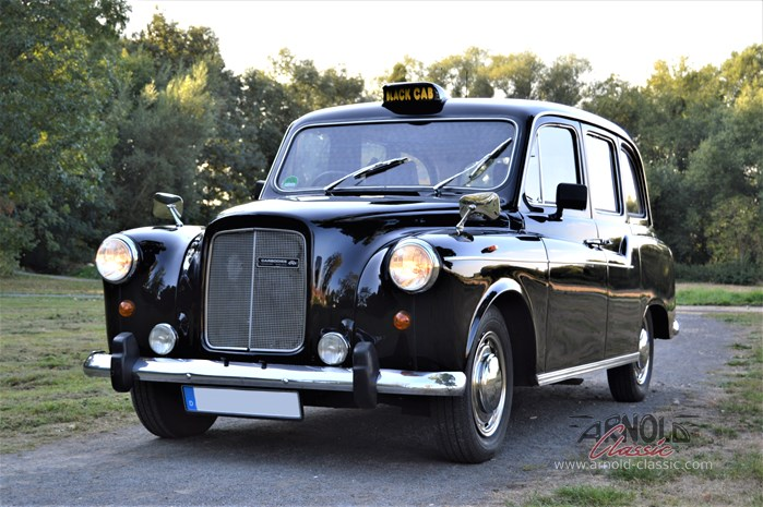 Carbodies FX 4 London Taxi