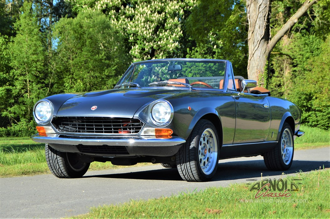 Arnold Classic Oldtimer Fiat Spider