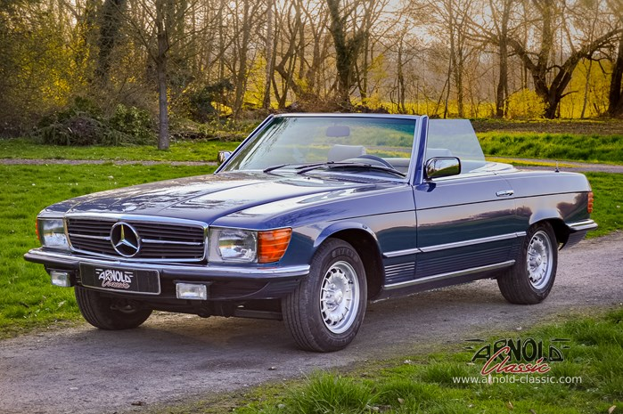 Mercedes Benz 280 SL R107