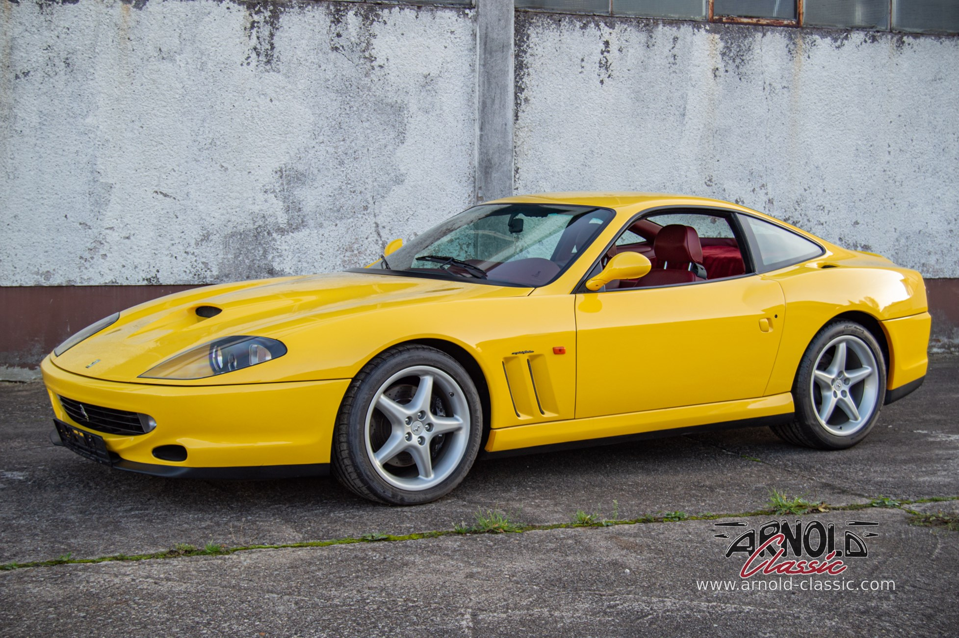 Ferrari 550 Maranello Arnold Classic