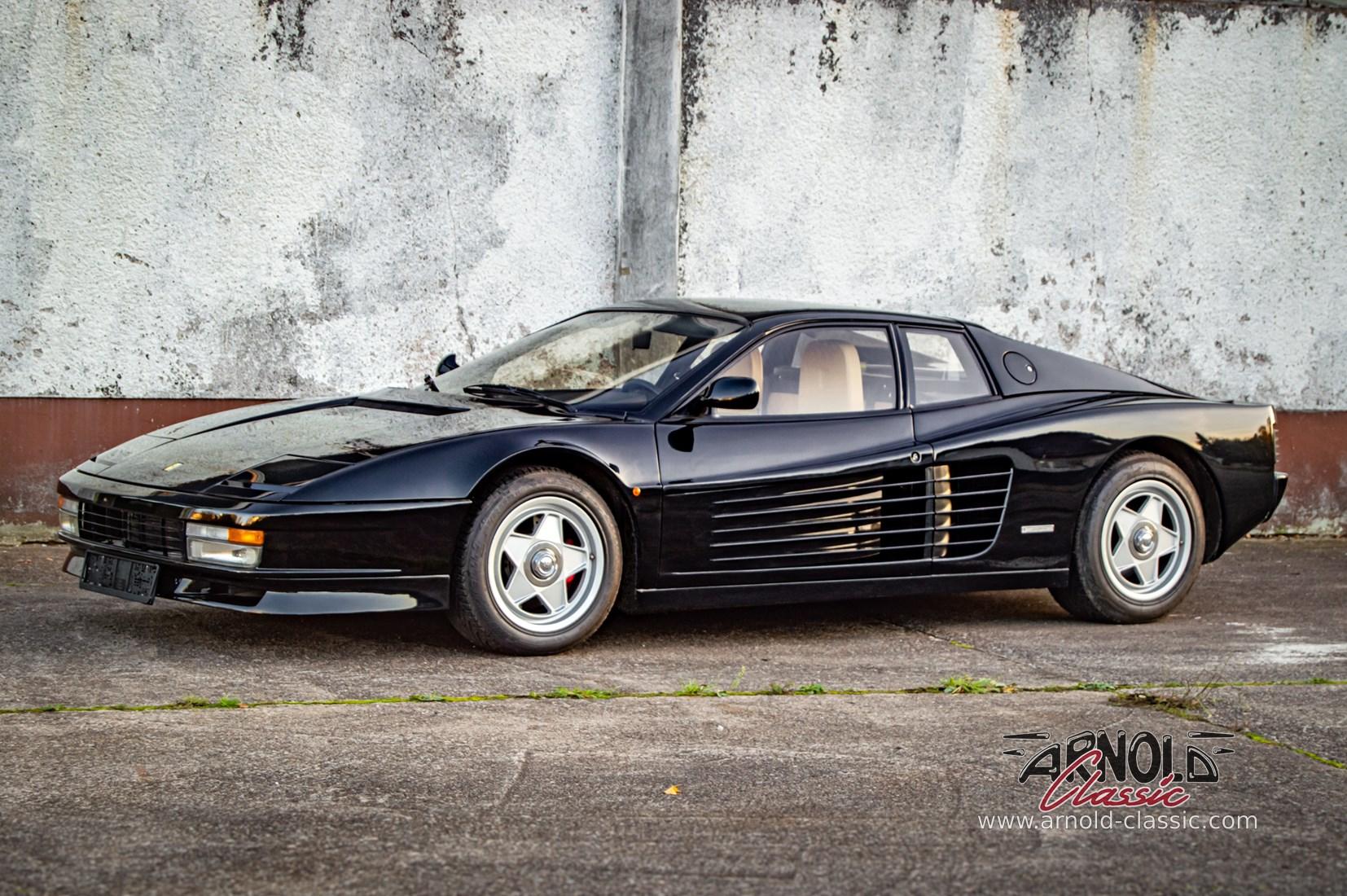 Ferrari Testarossa Arnold Classic