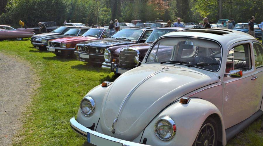 Saisoneröffnung 2018 Arnold Classic Oldtimer Lauenau